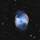 M27 Dumbbell Nebula,                                Rhett Herring