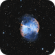 M27 Dumbbell Nebula,                                Rhett Herring