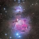 Great Orion Nebula M42,                                Stefan Westphal