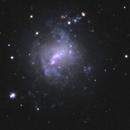 NGC 4214,                                Mark