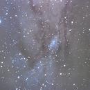 NGC 206: Up Close,                                David Redwine