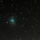 comet 46P/Wirtanen near ngc 2685,                                  andrealuna