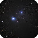 NGC6726/27/29 & IC4812 in Corona Australis,                                Marcelo Alves