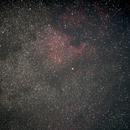 NGC7000,                                Deng Yunwei