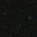 NGC5907 und Umfeld,                                Kai