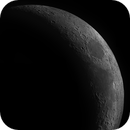 Lunar Waxing Crescent 15% Illumination, April 19th 2018,                    Martin (Marty) Wise