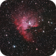 Pacman Nebula,                                allanv28