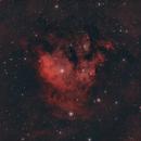 NGC 7822,                                Richard Beck