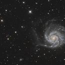 M101 and Neighbors,                                Garrett Hubing