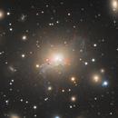 Heart of the Perseus galactic cluster - NGC 1275,                                Vlad Onoprienko