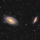 Messier 81 (Bode's Galaxy),                                Jan Eliasek