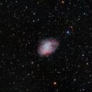 The Crab Nebula,                                Gabe Shaughnessy