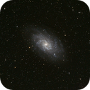 M33 (Triangulum Galaxy),                                Wesley Creech