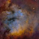 NGC7822,                                Roberto Colombari
