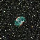 Dumbbell Nebula,                                Doruk