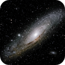 Andromeda Galaxie,                                pete_xl