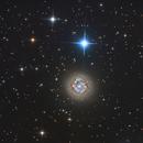 NGC 278 – A Burst of Star Formation,                                KuriousGeorge