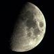Earth's moon through the triplet,                    Dennys_T
