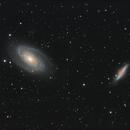 M81 / M82 Bodes Nebulae,                                Thomas Hellwing
