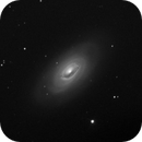 M64 Black Eye - Atik 314L+ first light,                                robbeh