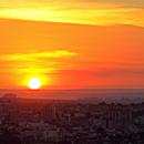 Sunset in Araxá, Brazil,                                Odilon Simões Corrêa