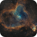 IC 1805 – The Heart Nebula,                                  Victor Van Puyenb...