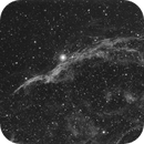 NGC 6960 - western veil,                                milosz