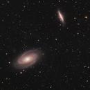 M81/M82 Bodes Nebula,                                Jeff Dorman