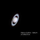 Tiny Saturn,                                Marco Gulino