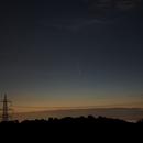 C/2020 F3 NEOWISE,                                Pat Darmody