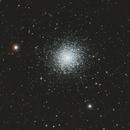 M 13 - NGC 6205 - Wide field,                                Carles Zerbst