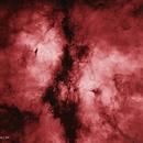 IC1319 - Butterfly Nebula,                                Awni Hafedh