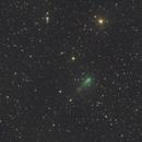 C/2019 Y4 Atlas comet,                                Psion