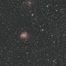 NGC 6946 Galsassia a spirale nel Cigno,                                Alessandro Curci