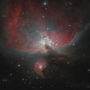 Messier 42,                                Giorgio Baj