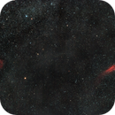 IC 410, IC 405, NGC 1499 - Widefield  //  Fl=50 mm @ f/5.6,                                Wolfgang Zimmermann