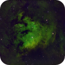 NGC 7822 SHO,                                Dave Bloomsness