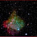 NGC 7380 The Wizard Nebula,                                AlBroxton