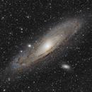 M31 - The Andromeda Galaxy,                                Alessandro Micco