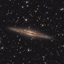 NGC 891,                                Darkestskiesdotcom