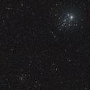 NGC 436 and NGC 457 - Owl Cluster,                                Jonathan W MacCollum