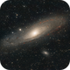 M31 Andromeda Galaxy,                                Larry
