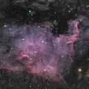 North America Nebula,                                Aastro123