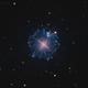 NGC 6543 - The Cats Eye Nebula,                                Teagan Grable