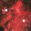 Pelican Nebula,                                Adrie Suijkerbuijk