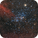 The Wishing Well Cluster - NGC 3532,                                Delberson