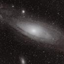 Andromeda Galaxy M31,                                aahalimi