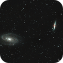 M81-M82 RhaAVB DSLR,                                Francis Couderc