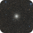 Blue Straggler Cluster = NGC 6397 = Caldwell 86, wide field version,                                Julian Shaw