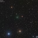 Comet C/2018 W2 Africano,                                José J. Chambó